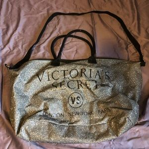 Victoria Secret extra large tote bag